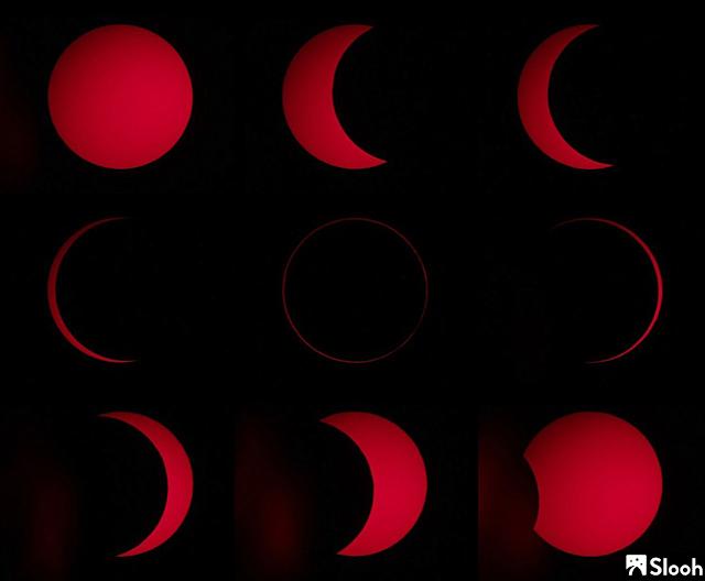 Eclipse Solar Anular - Chile - 26 de fevereiro de 2017