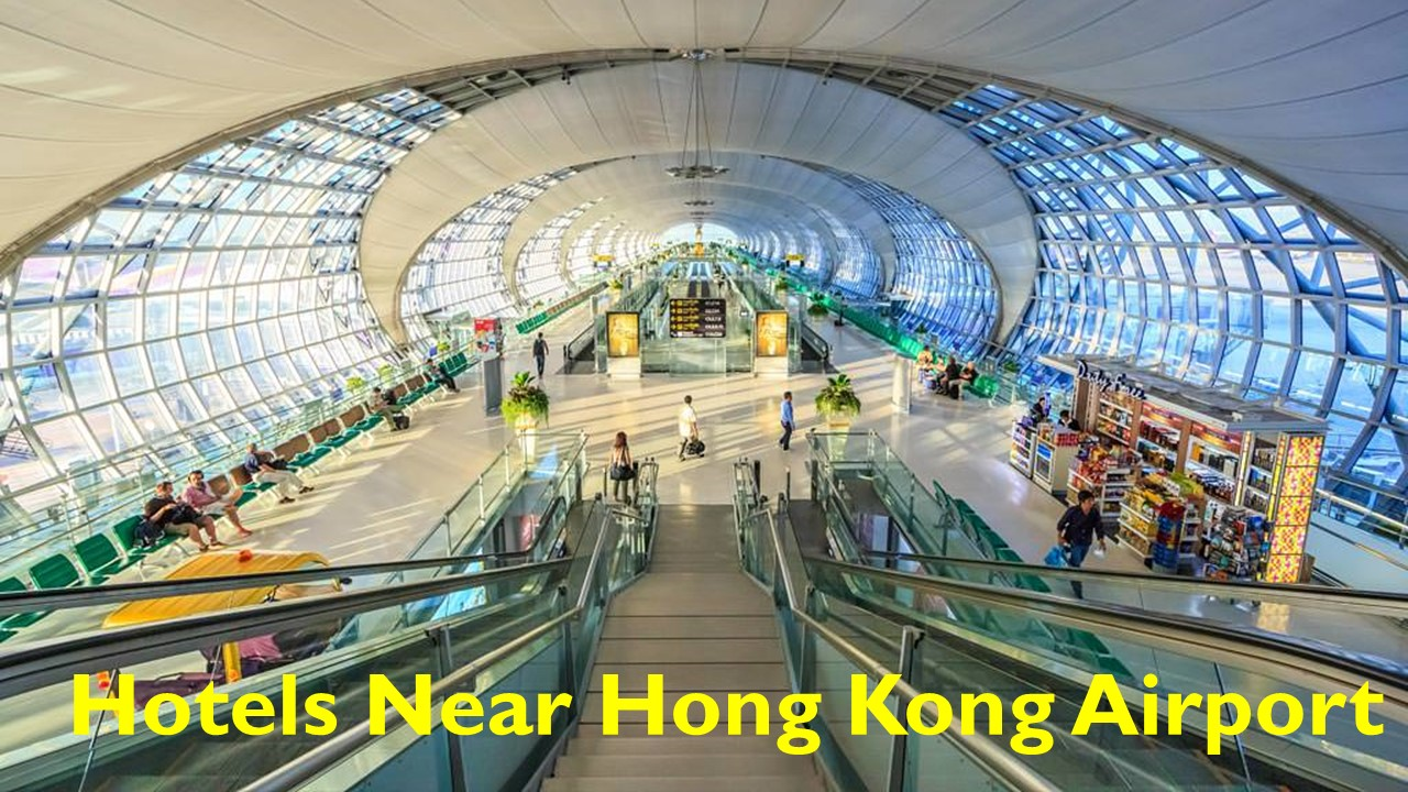 Book Cheap Or Affordable Hotels Near Hong Kong Airport With