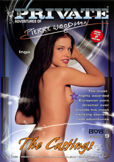 Private Adventures of Pierre Woodman 9: The Castings [2005] [DVD9] [PAL] [Español]