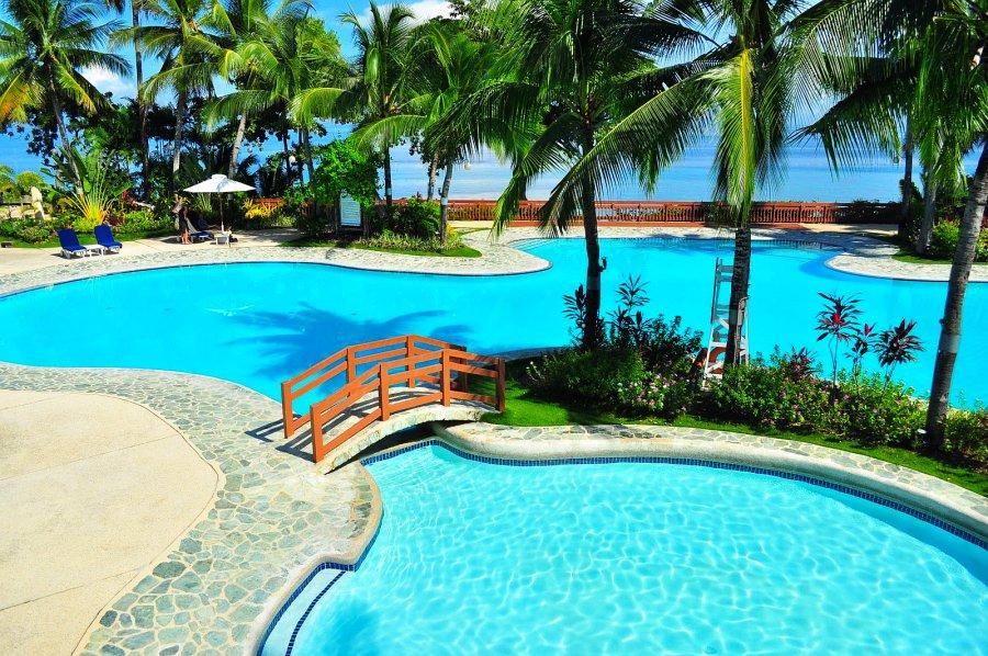 Cebu philippines hotel rates affordable resorts - Diamond suites cebu swimming pool ...