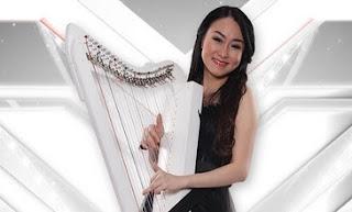 Angela July tereliminasi di babak 6 besar x factor Indonesia 2015