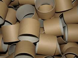 Tubos De Carton Para Papel Higienico Tipo Jumbo Personalización De