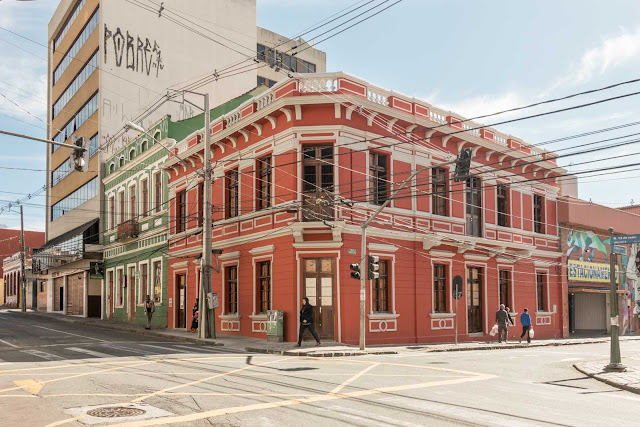 Antigo Theatro Hauer em Curitiba