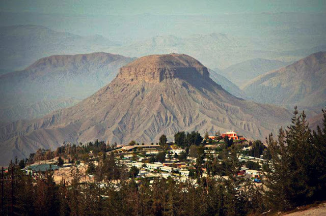 Cerro de Moquegua