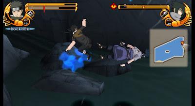 Naruto Ultimate Ninja Impact Mod Texture Shisui replace Naruto