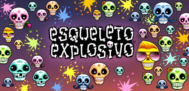 Esqueleto Explosivo Free Slot by Thunderkick