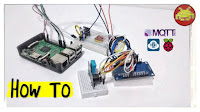 Controllare NodeMCU da Raspberry Pi (e viceversa) via MQTT!