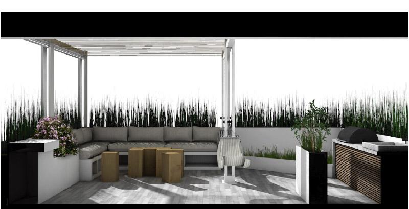 Idee e spunti per arredare una terrazza