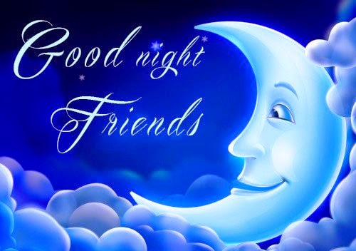 good night my friend images