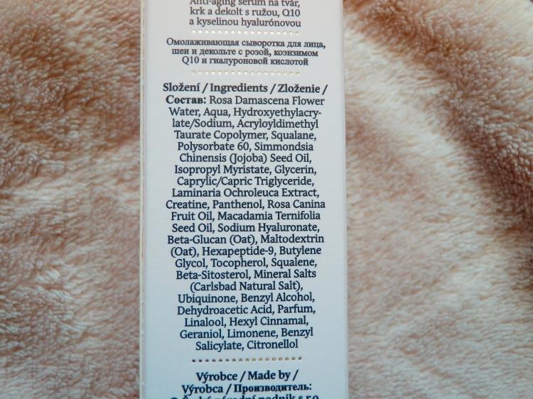 manufaktura kosmetika, blog recenze