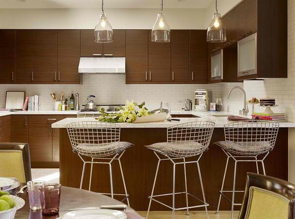 Desain Kursi Dapur Unik dan Modern  Rancangan Desain Rumah Minimalis