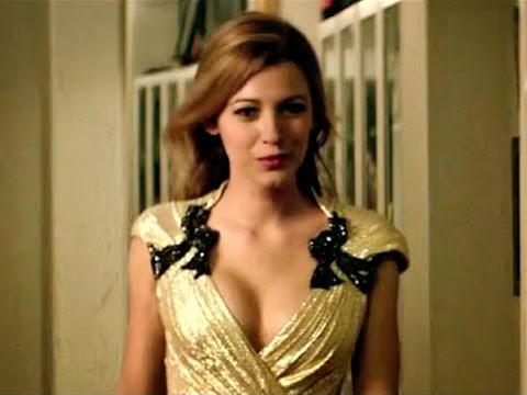 A incrivel história de Adeline, vestido dourado