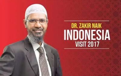 Zakir Naik: Islam Indonesia Masih Sebatas Budaya