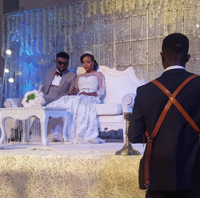 s Omobaba got married to his Heart-rob, Toyosi,