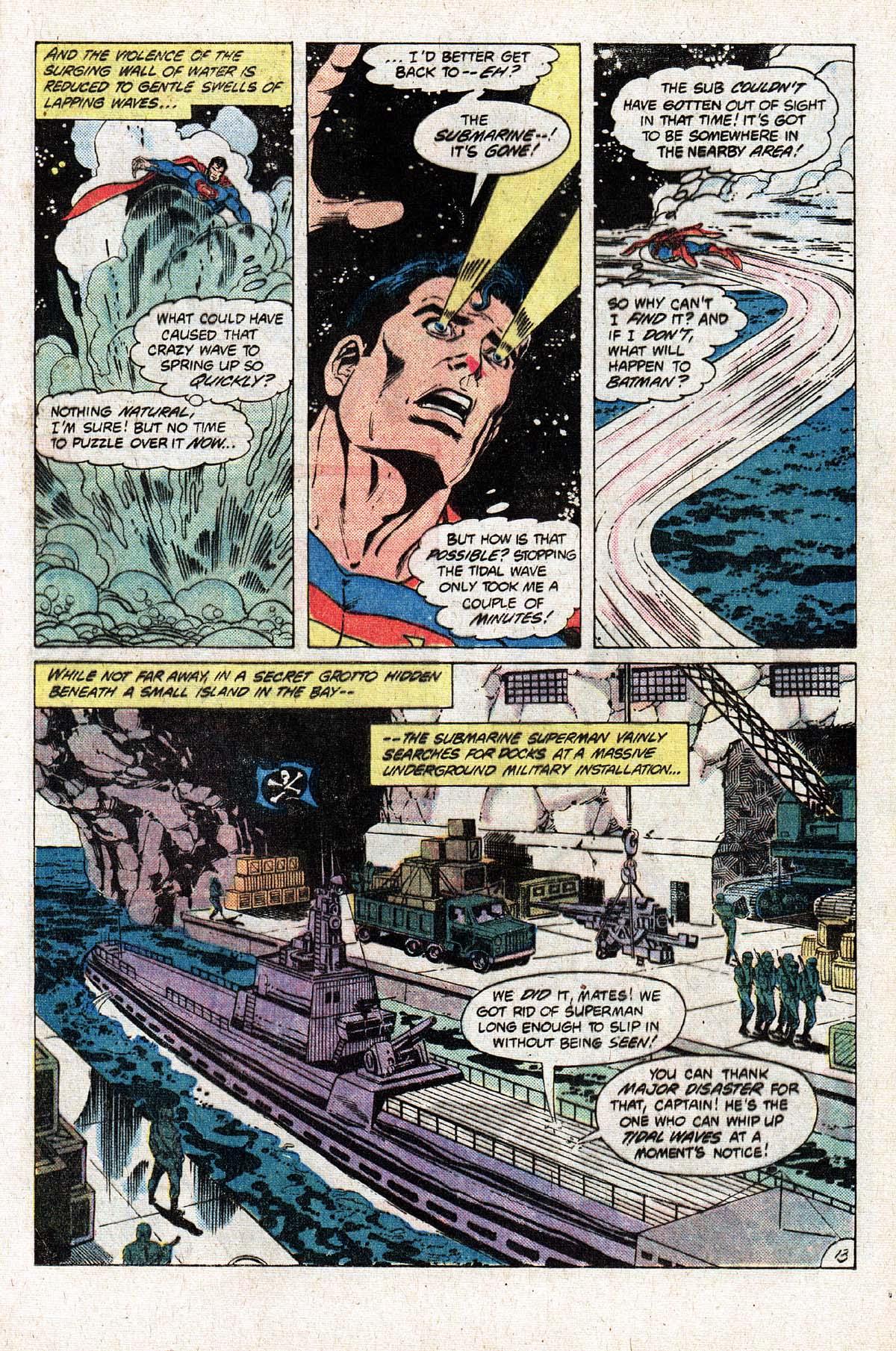 Read online World's Finest Comics comic -  Issue #279 - 16