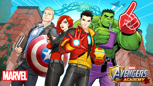 10. Avengers Academy  free download apk file android