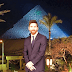 Football great Messi arrives in Egypt, visits Giza Pyramids