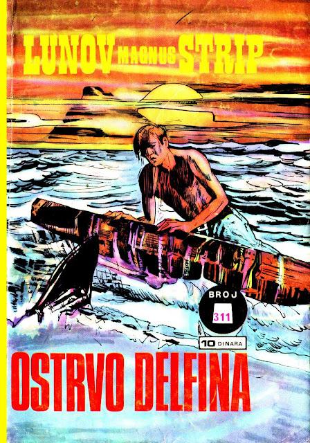 Ostrvo Delfina - Kit Teller