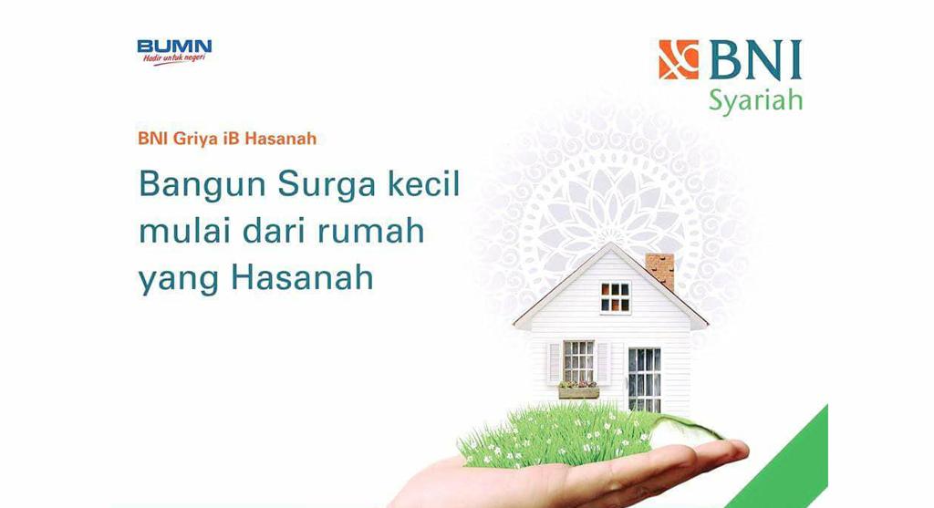 Kredit Pemilikan Rumah - KPR BNI Syariah