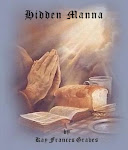 Blog Book. . .Hidden Manna