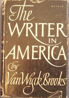van wyck brooks three essays on america