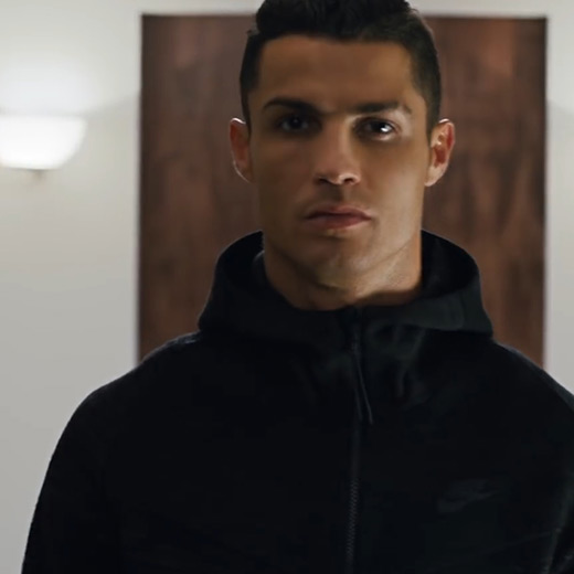 Ronaldo Mercurial Ad Wallpaper Engine
