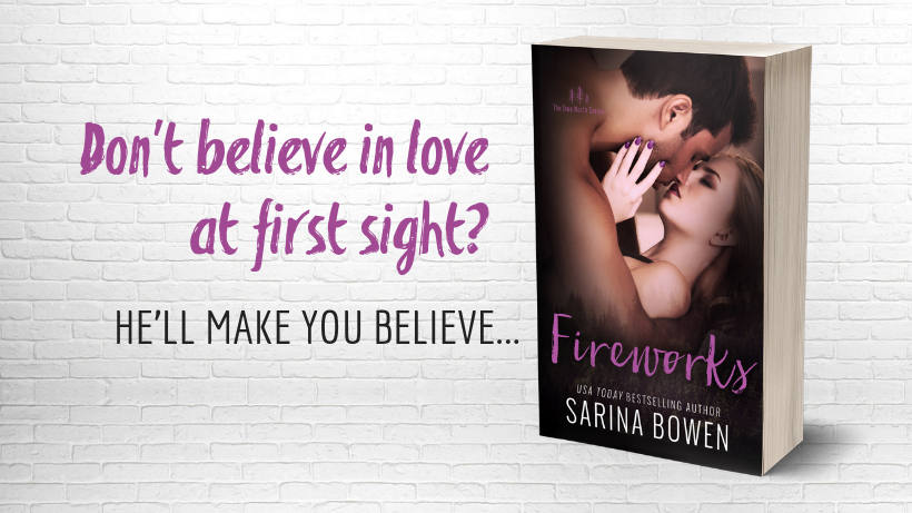 Fireworks Cover Reveal