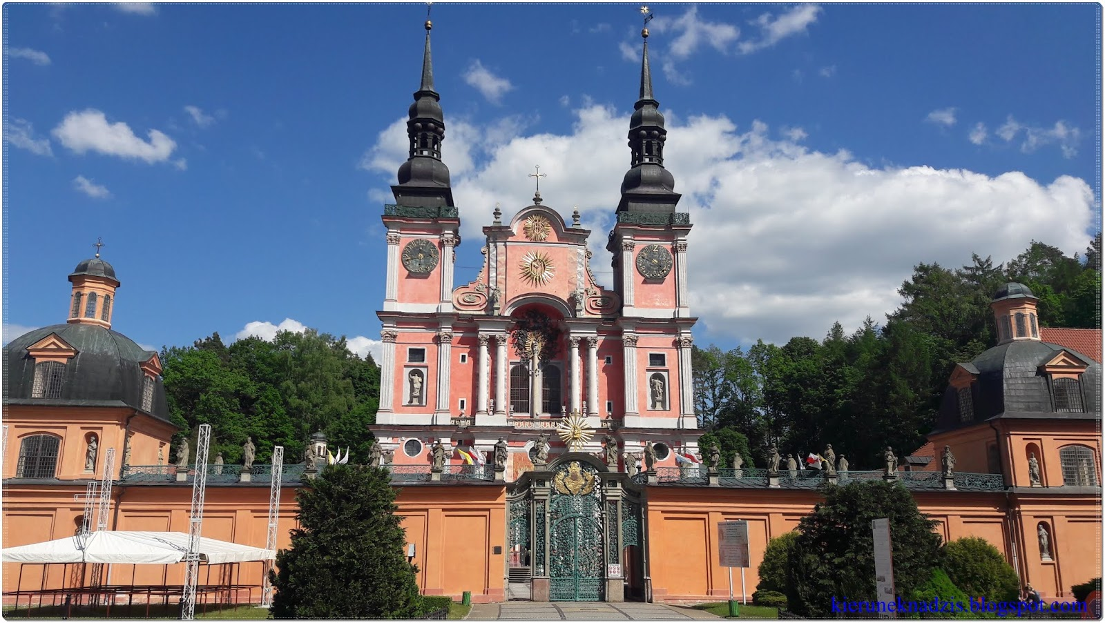 Kierunek Na Dziś Cudowne Sanktuarium W świętej Lipce