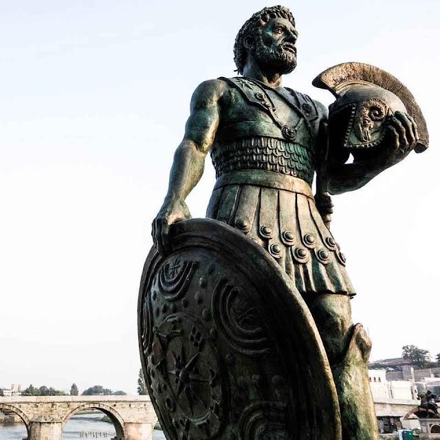Makedonische Geschichte: Alexander I von Makedonien und seine real-mythologische Herkunft