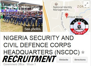SiakyBlog: NSCDC Ranks and Salary Structure of Nigeria