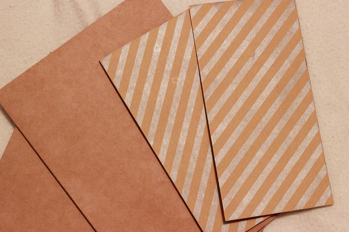Populair papieren zakjes action ld39 for Papieren broodzakjes