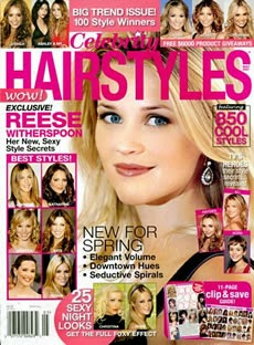 hair styling magazines new hair hairstyle magazines 7178