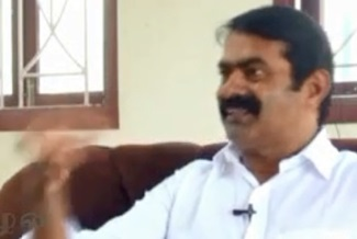 Interview with Senthamizhan Seeman