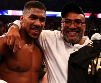 anthony joshua mansion sagamu ogun state