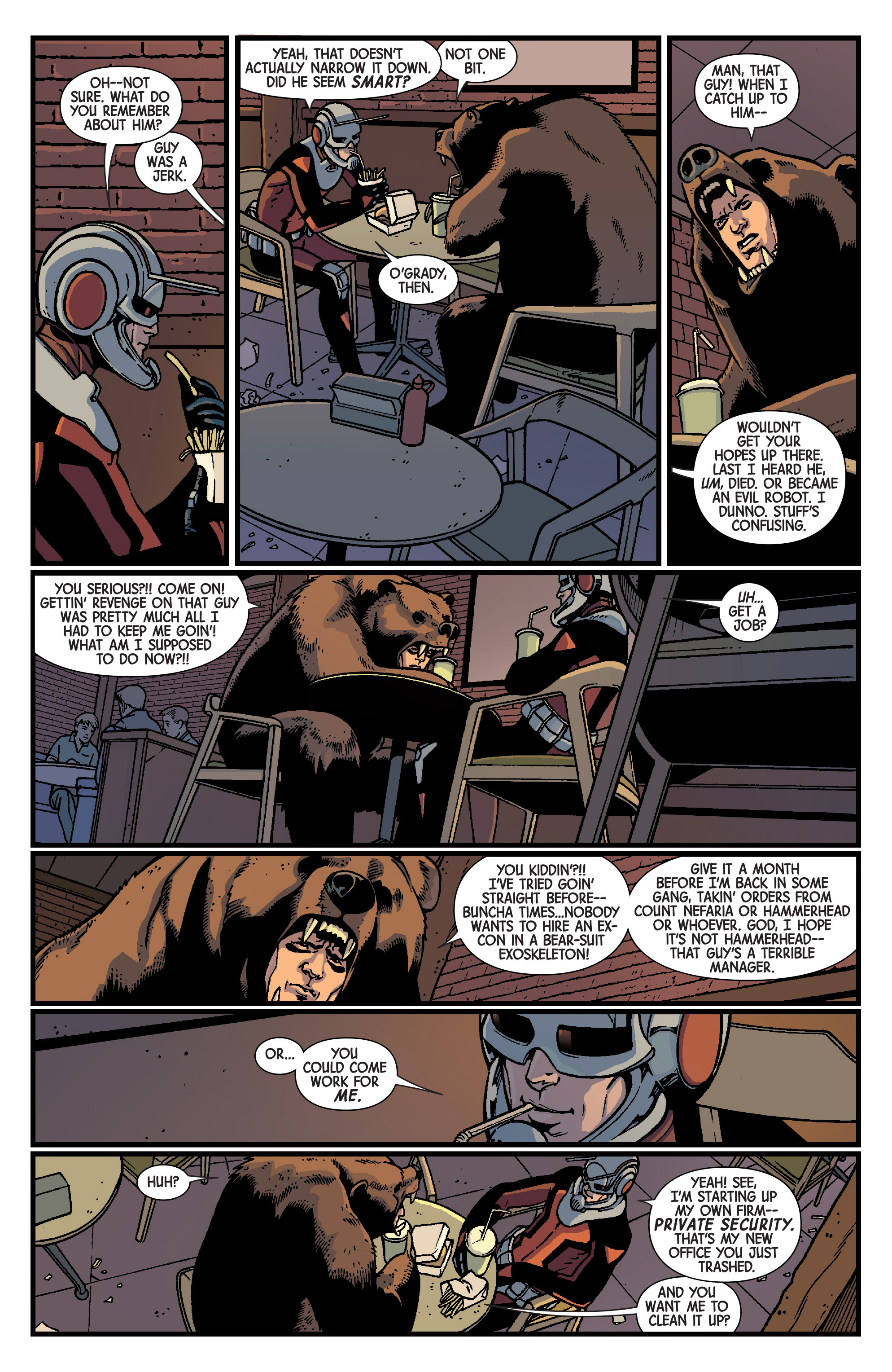 Read online Ant-Man comic -  Issue #2 - 20