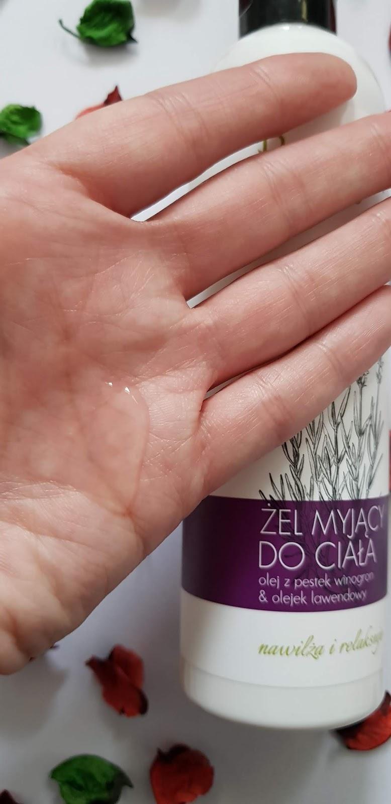 Biolaven żel myjący do ciała
