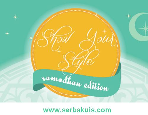 Kontes Foto Show Your Style 2014 Berhadiah Uang 1,5 Juta