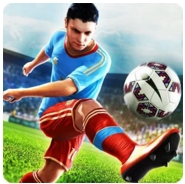 download final kick online football mod apk