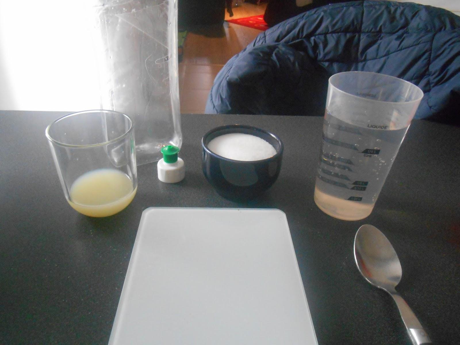 Les trouvailles de lilona liquide pour lave vaisselle diy for Nettoyage lave vaisselle bicarbonate