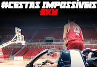 Promoção #Cestas Impossíveis SKY