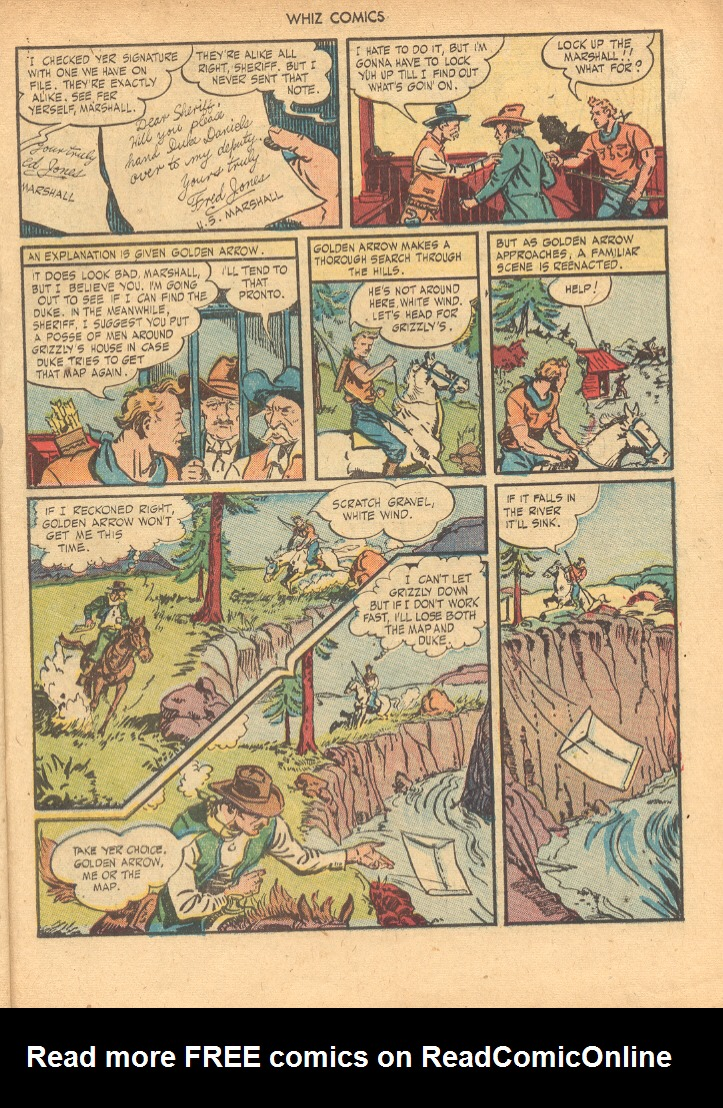 WHIZ Comics issue 66 - Page 23
