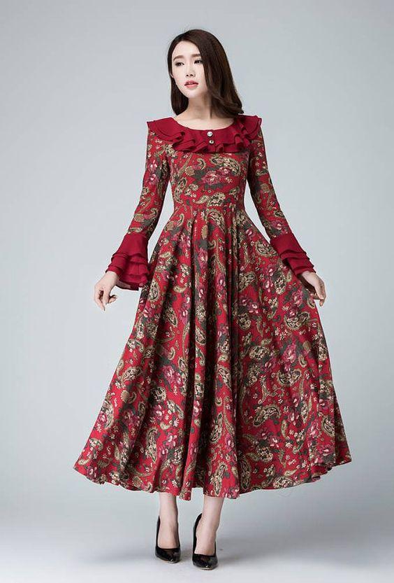Model Dress Anak Batik Kombinasi Gamis Brokat