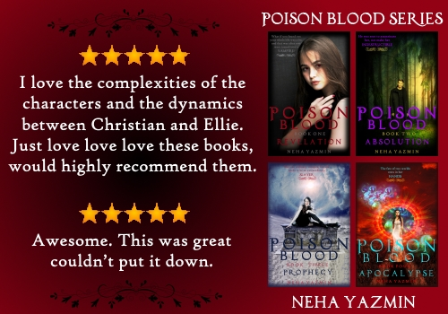 Blood Like Poison Book 2