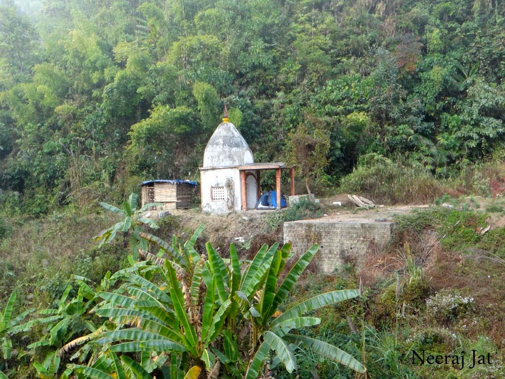 मिज़ोरम साइकिल यात्रा- तुईवॉल से खावजॉल