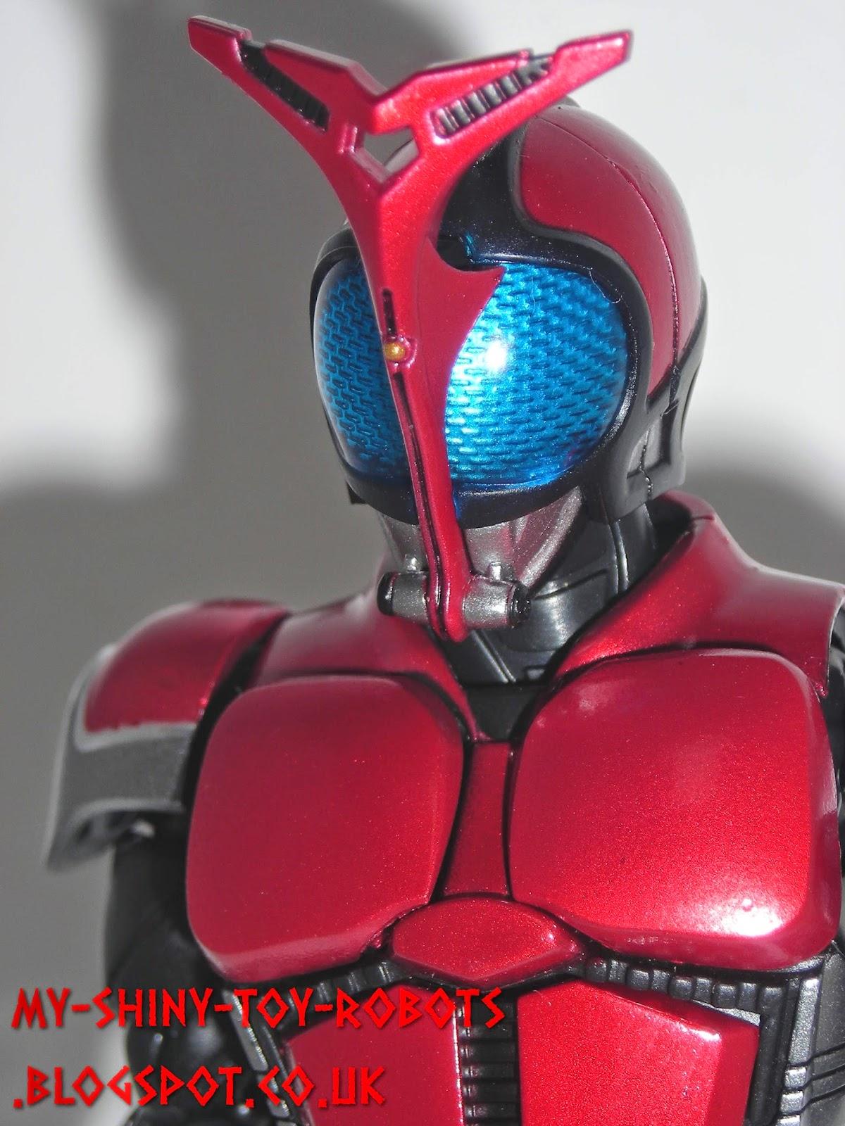 SH Figuarts Kamen Rider Kabuto Renewal