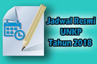 Jadwal Resmi UNKP SMP/MTs dan SMLB Tahun 2018