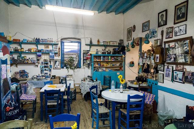 Café Kali Kardia-Tholaria-Amorgos-Cyclades