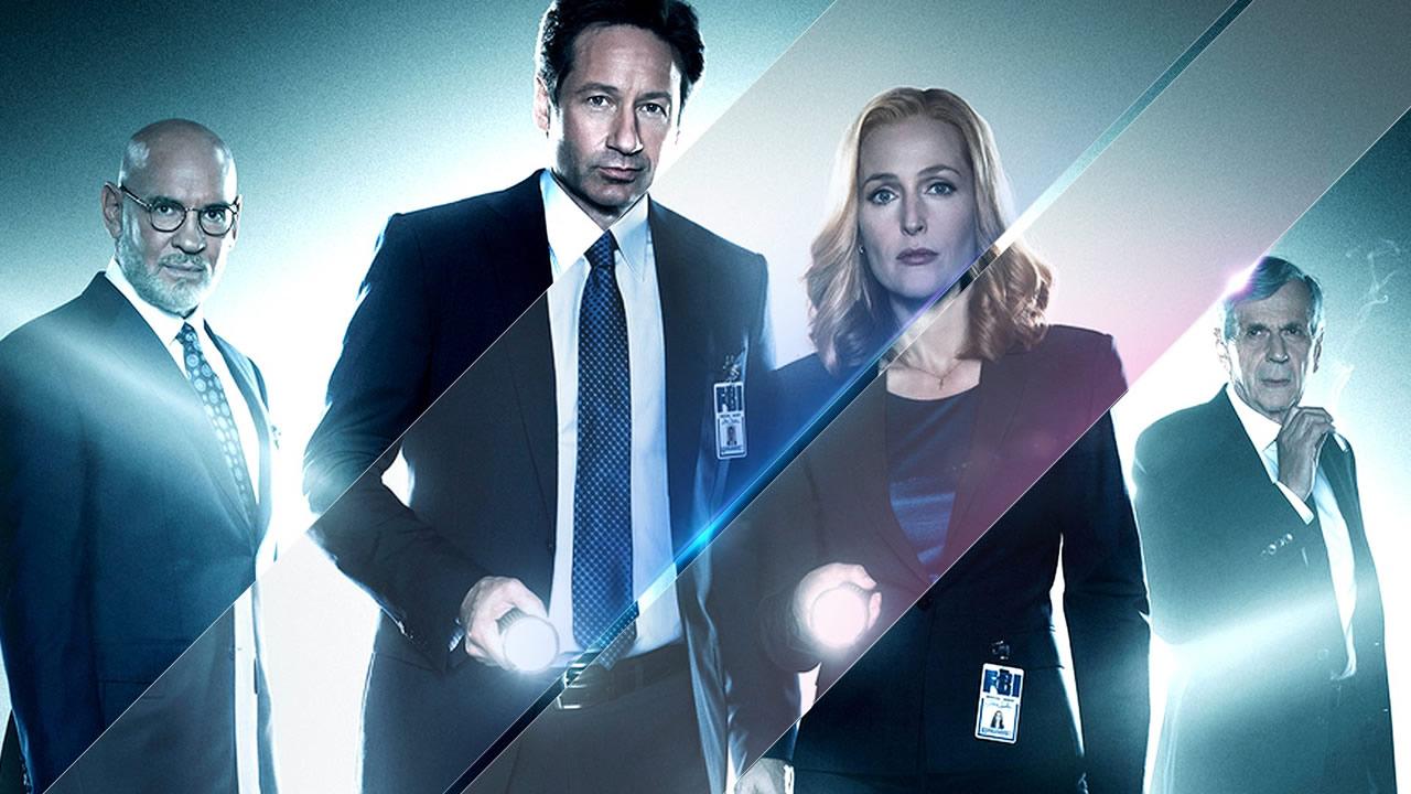 X-Files regresa este año con 10 nuevos episodios