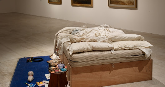 Last Chance to see Tracey Emin My Bed