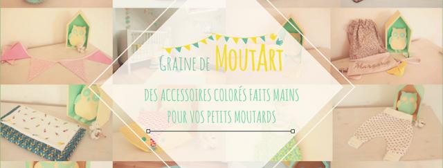 Graine de MoutArt ateliers créatifs en pleine conscience